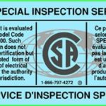 机械电气设备类出口加拿大CSA认证怎么做